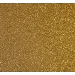 Karton brokatowy dwustronny złoty 210 gr
