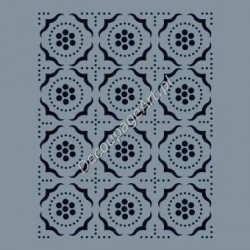 Szablon A4 Cadence AS492 - Ornamenty