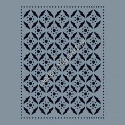 Szablon A4 Cadence AS493 - Ornamenty