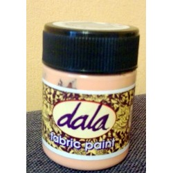 Fabric Paint - farba do tkanin 28 Peach - 50 ml