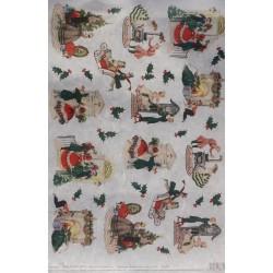 Papier ryżowy Calambour 68 - Święta