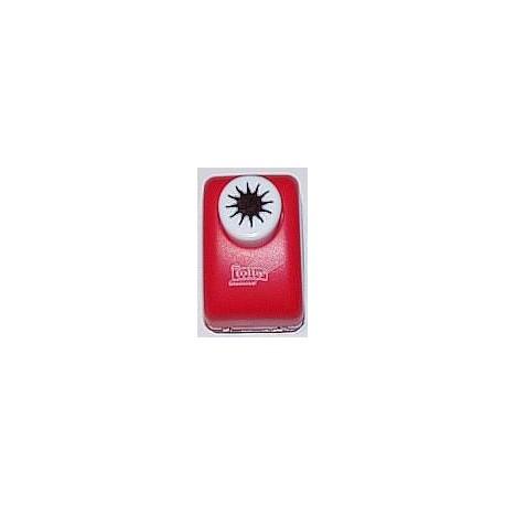 Ozdobny dziurkacz (puncher) do papieru 1,6 cm F - słońce