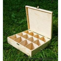 Pudełko na herbatę x 12