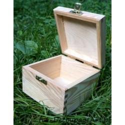 Pudełko kwadratowe z zatrzaskiem 13