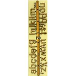Litery samoprzylepne małe (2,0 cm)