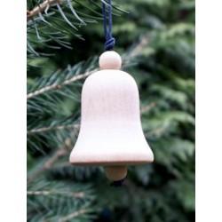 Dzwonek z drewna 40x55 mm