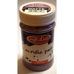 Farba akrylowa Craft Line 100 ml - jasny fiolet
