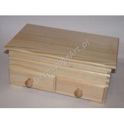 Komódka dwie szuflady 001