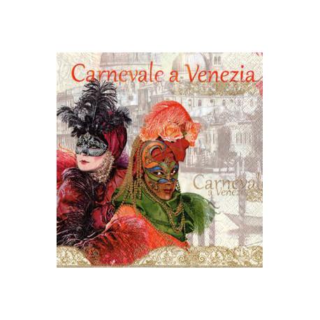 Serwetki do decoupage - Wenecja