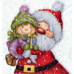 Serwetki do decoupage - Boże Narodzenie