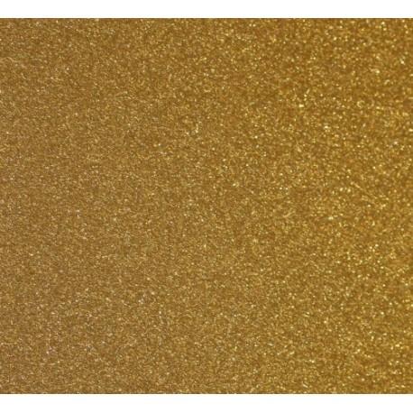 Karton brokatowy dwustronny złoty 310 gr