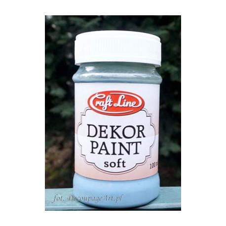 Farba akrylowa Craft Line 100 ml - niebieska