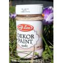 Farba akrylowa Craft Line Soft 100 ml - jasno różowa