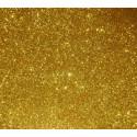 Karton brokatowy jednostronny złoty lekko opalizujący 250 gr