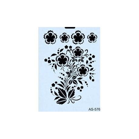 Szablon A4 Cadence AS573 - Zakochani