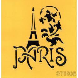 Szablon Paryż