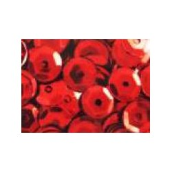 Cekiny metaliczne czerwone 7gr