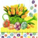 Serwetki do decoupage - Wielkanoc z tulipanami