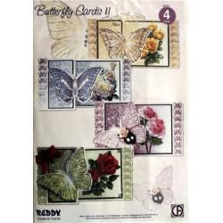 Kartki Zestaw - motyle 2