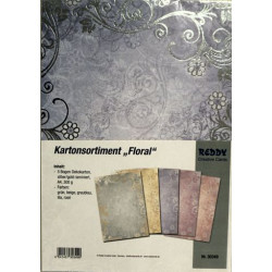 Karton Floral
