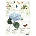 Papier do decoupage ITD SOFT
