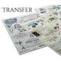 Papier do transferu ITD